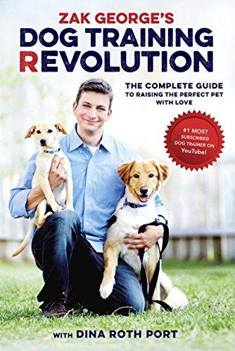 Zak George dog training revoulution